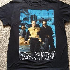 Boyz N Tha Hood Tee Shirt Size Men's Medium